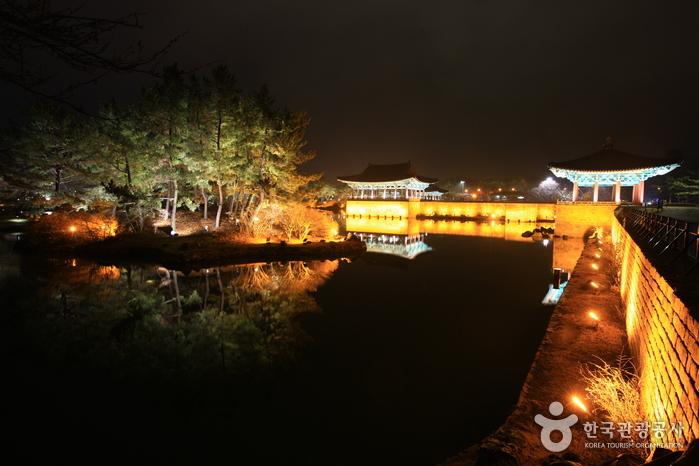 Anapji Pond (경주 동궁과 월지, 안압지)