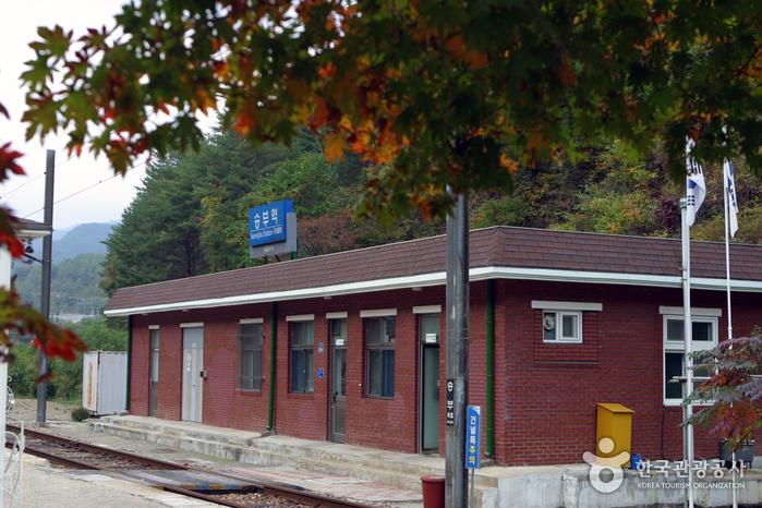 Seungbu Station (승부역)