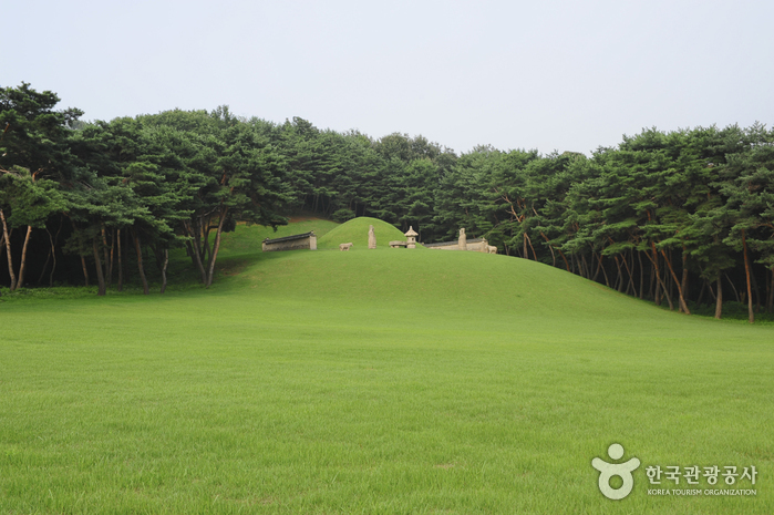 Goyang Seooreung Royal Tombs [UNESCO World Heritage] (고양 서오릉 [유네스코 세계문화유산])