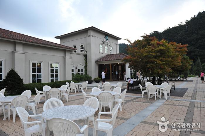 Спа-курорт в Тамяне (담양 리조트 온천)3