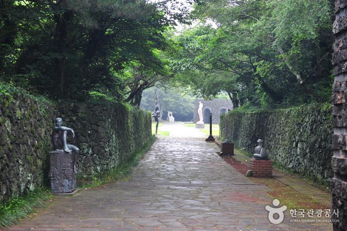Skulpturenpark Jeju (Forest Fantasia) (제주조각공원(포레스트 판타지아))