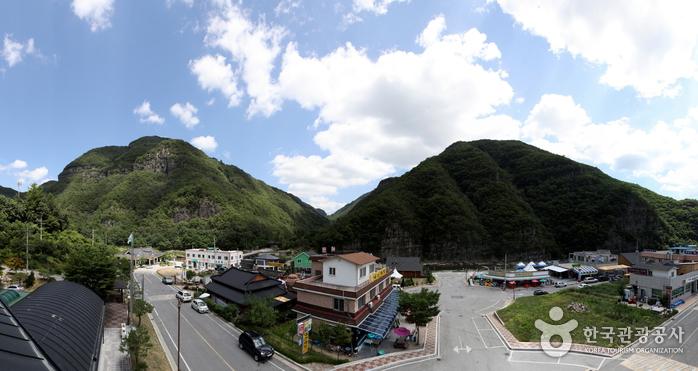 清凉山道立公園(청량산도립공원)