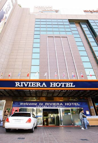 Hotel Riviera Haeundae (호텔리베라 해운대)