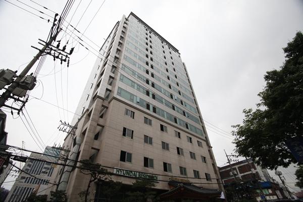 Hyundai Serviced residence - Goodstay (현대서비스드레지던스 [우수숙박시설 굿스테이])