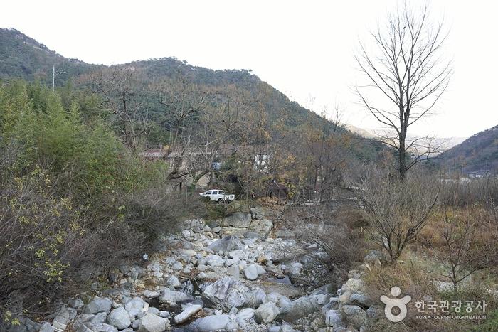 웅석계곡 사진6