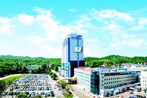 Госпиталь св. Марии в Инчхоне при Католическом университете Кореи (가톨릭대학교 인천성모병원)