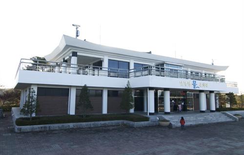 남강댐 물문화관