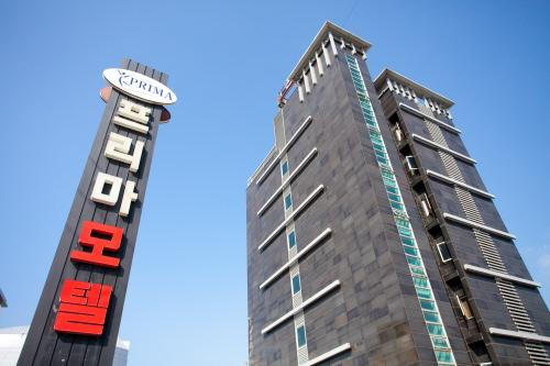 Prima 宾馆 [优秀住宿设施] (프리마모텔 [우수숙박시설 굿스테이])