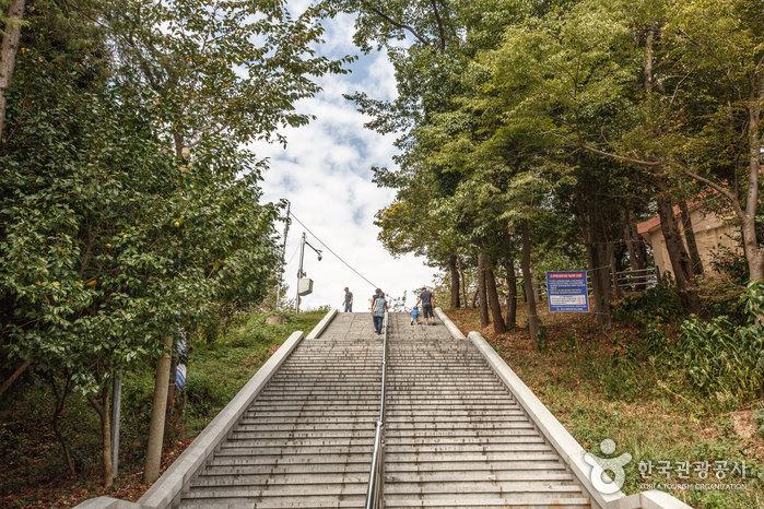 月明公園(월명공원)