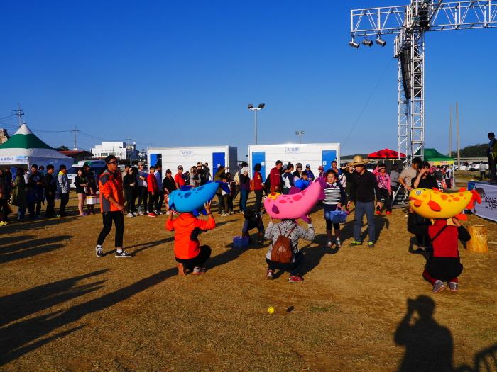 Salmon Festival in Yangyang (양양연어축제)