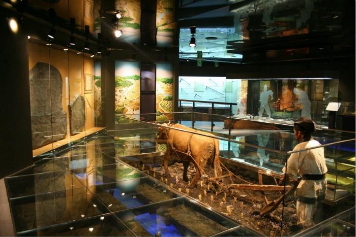農業博物館(농업박물관)