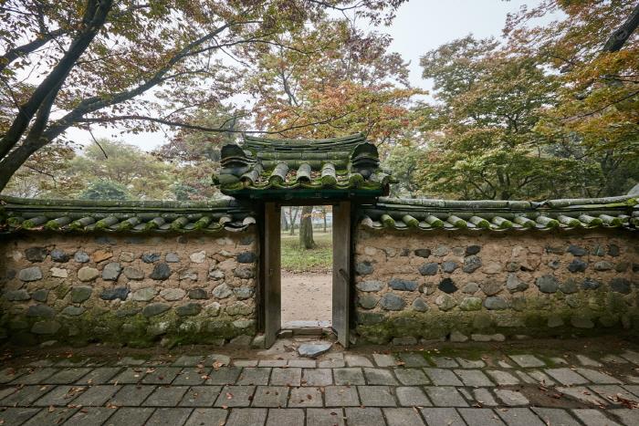 慶州 鶏林(경주 계림)