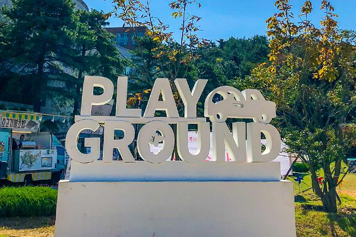 썸패스 x 플레이그라운드 in CAMPUS 2018