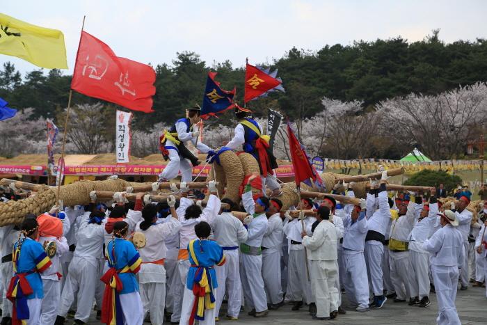 靈巖王仁文化節(영암왕인문화축제)