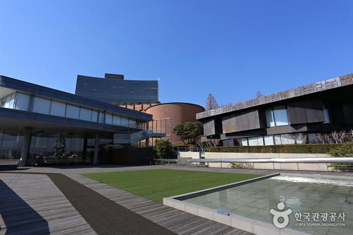 Арт- галерея Лиум (삼성미술관 리움)