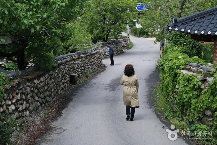 上道門石垣村(상도문돌담마을)