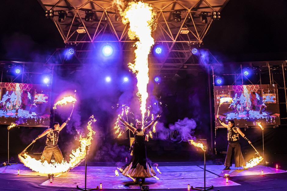 Фестиваль пантомимы в Чхунчхоне ([문화관광축제] 춘천마임축제 )5
