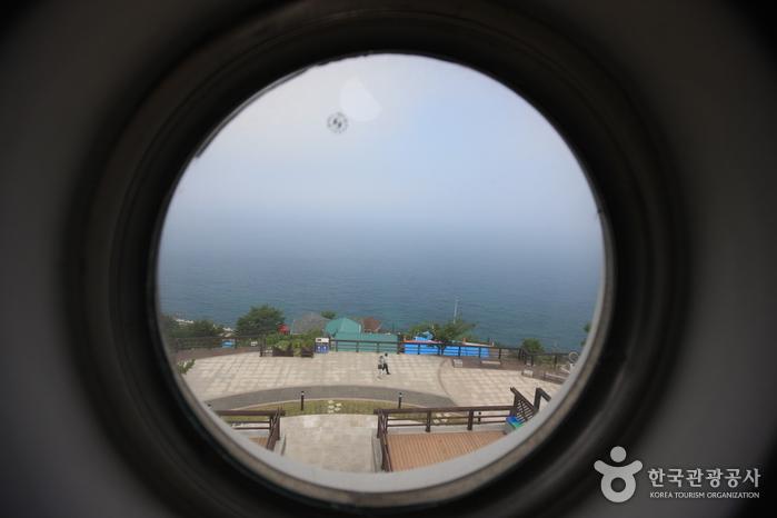 墨湖灯台(묵호 등대)