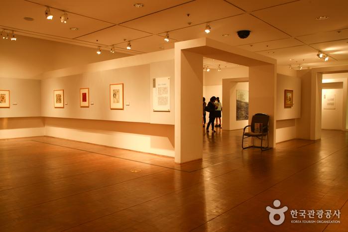 Сеульская художественная галерея (서울시립미술관)7