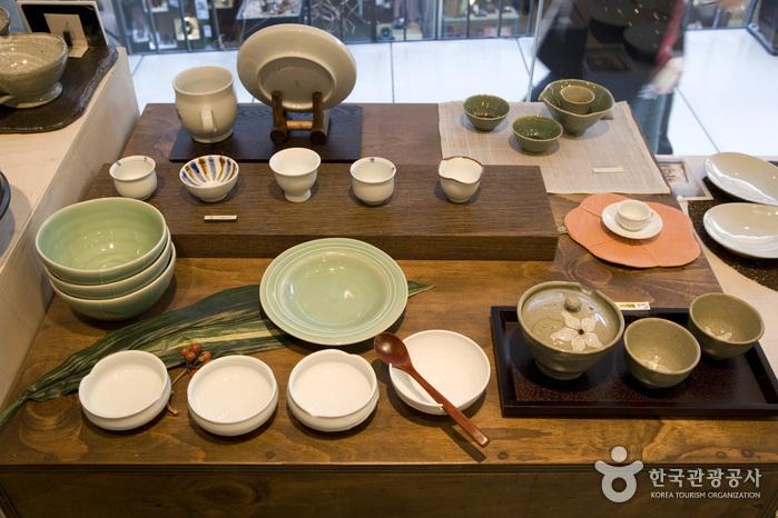 陶瓷器陶窯(仁寺洞)(도자기 토요 (인사동))6
