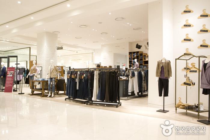 Blue Fit (블루핏-롯데백화점 센텀시티점)