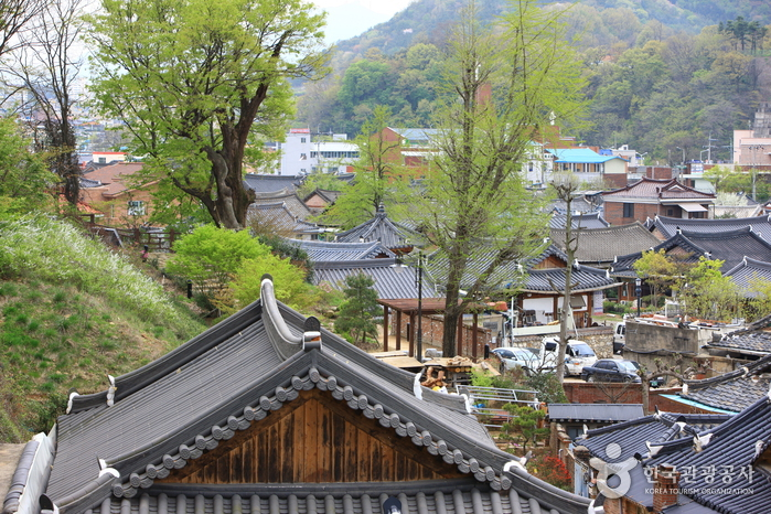 Jeonju Hanok Village [Slow City] ( [])