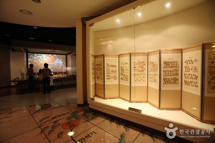 Музей крепости Хвасон в Сувоне (수원화성박물관)42