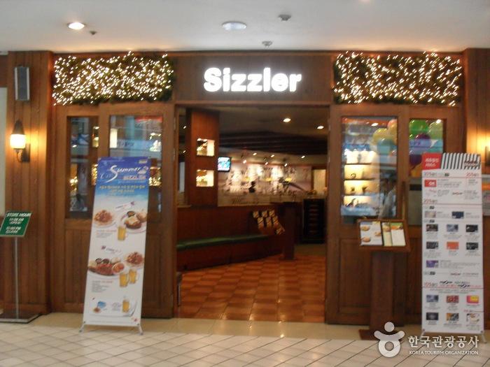 Sizzler(樂天世界店)<br>(씨즐러(롯데월드점))