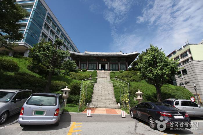 경희궁 숭정전 사진6