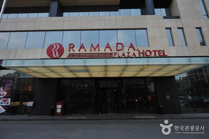 ラマダプラザ光州ホテル(라마다프라자 광주호텔)