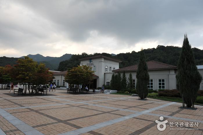 Спа-курорт в Тамяне (담양 리조트 온천)2