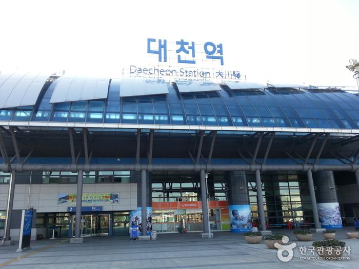 Bahnhof Daecheon (대천역)