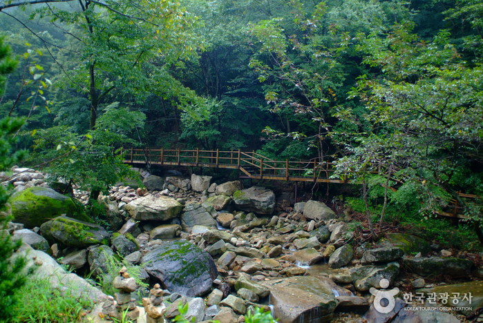 Parc National du Mt. Woraksan (월악산국립공원)