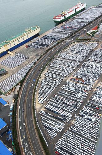Hyundai Motors Ulsan Plant (현대자동차 울산공장)
