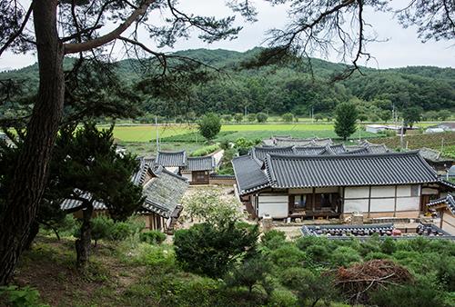 Nosongjeong Head House (노송정종택(퇴계생가))[한국관광품질인증제/ Korea Quality]