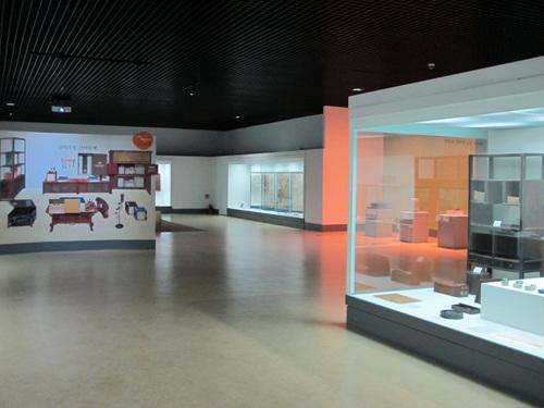 대전역사박물관_기획전시실