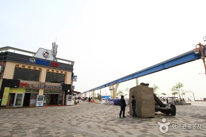 Wolmi Special Tourist Zone (월미 관광특구)