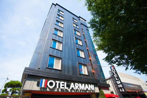 Hotel Armani - Goodstay (호텔 알마니[우수숙박시설 굿스테이])