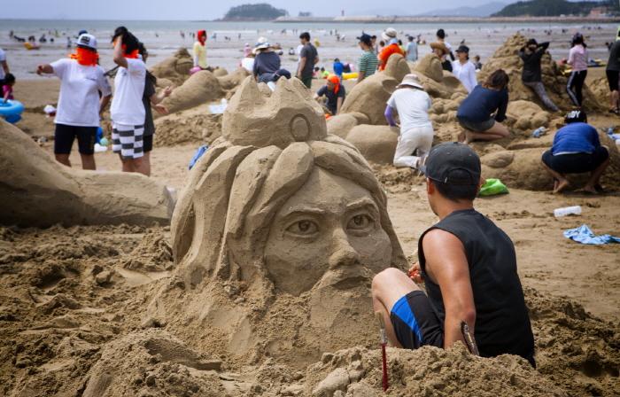 태안 국제모래조각 페스티벌 2019