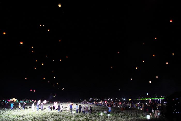 Культурный фестиваль имени писателя Ли Хё Сока в Пхёнчхане (평창효석문화제)10