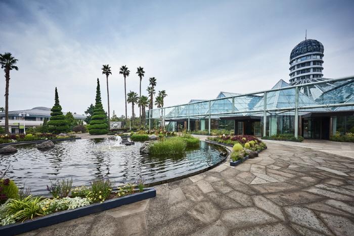Ботанический сад Ёмичжи (여미지식물원)65