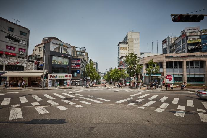 Хондэ (район университета Хоник) (홍대)10