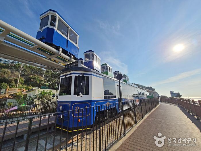 海雲臺Blueline Park(해운대 블루라인파크)