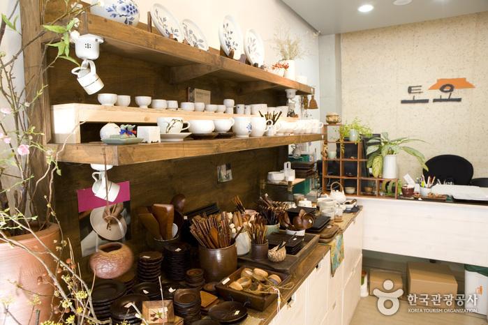 陶瓷器陶窯(仁寺洞)(도자기 토요 (인사동))5