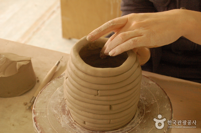 Image result for pottery experience korea