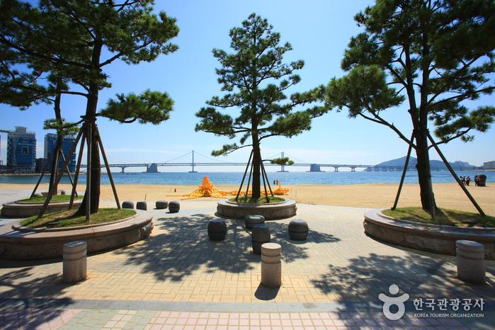 광안리해변 테마거리