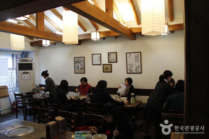 Ресторан Кесон Манду Кун / (개성만두 궁)5