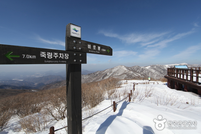 Sobaeksan National Park (소백산국립공원)