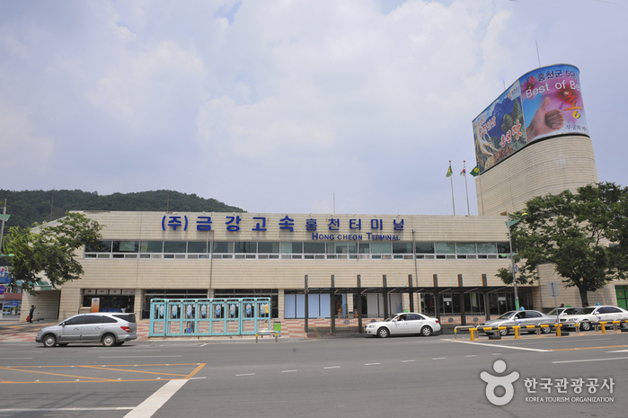Hongcheon Terminal (Hongcheon Intercity Bus Terminal) (홍천터미널(홍천시외버스터미널))