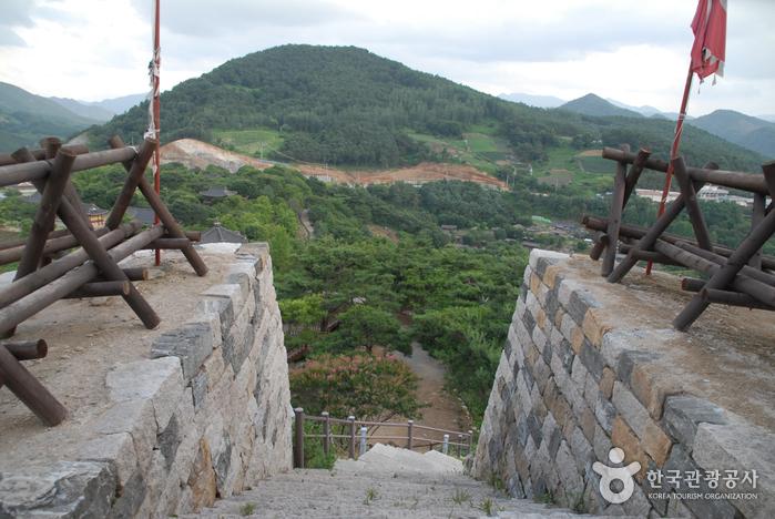 堤川清風 望月山城(제천 청풍 망월산성)